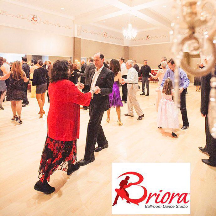 Join us for a night out at the Briora Ballroom!