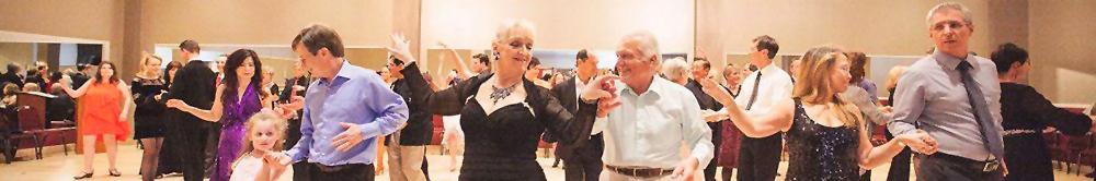 Enjoy dancing with us at the Briora Ballroom!