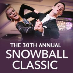 Snowball Classic coming Oct. 27-28, 2018!
